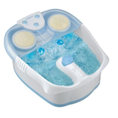 Waterfall Foot Spa with Lights Bubbles and Heat - FB52