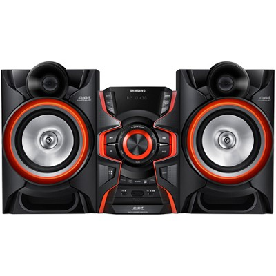 MX-H835 - 1200 Watts Giga Music System with Bluetooth