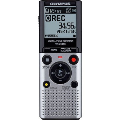 VN-702PC - Digital Personal Voice Recorder, Factory Refurbished