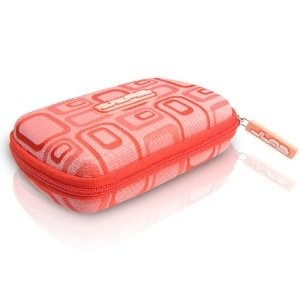 Samba Travel Case for JBuds & MP3 Player (Red) 854291001877