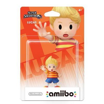 amiibo Lucas WiiU