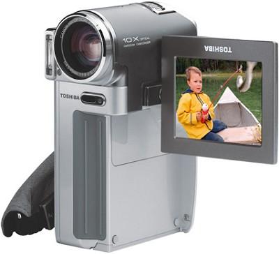 GSC-R60 - 60-Gigabyte Hard Drive Digital Camcorder