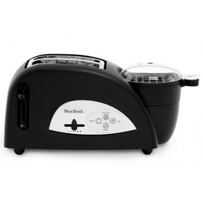 TEM500W Egg and Muffin Toaster