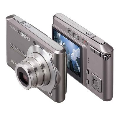 Exilim EX-S500 SUPER Slim Digital Camera (Graphite Gray)