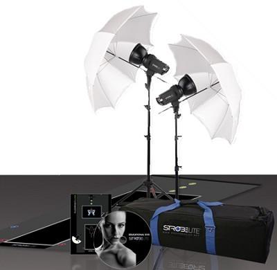 Photo Basics Strobelite 2-Light Kit