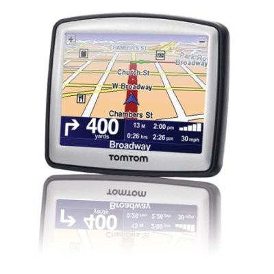 ONE 130-S Portable GPS Navigation - Factory Refurb with 6 month Mfr. Warranty!