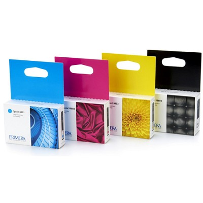 Multi-pack of Ink (1 of each color) - For use with Bravo 4100-Series Duplicators