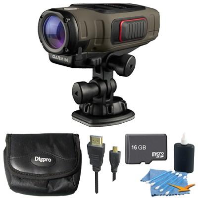 VIRB Elite Dark Action Camera Essentials Kit