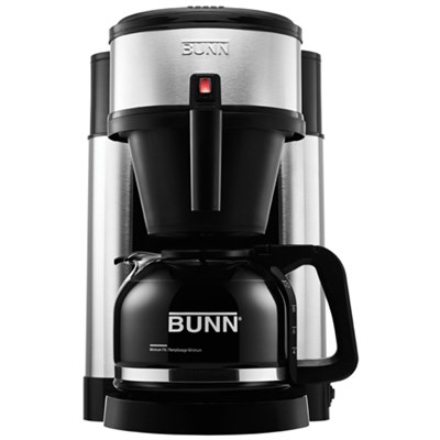 10-Cup Generations Home Coffee Brewer - Black (NHSB)
