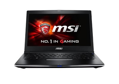 GS30 SHADOW-001 13.3-Inch Intel Core i7 2.5 GHz Gaming Laptop
