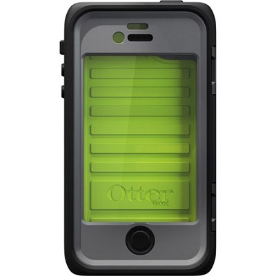 Otterbox Armor Series for Apple iPhone 4/4S-Neon