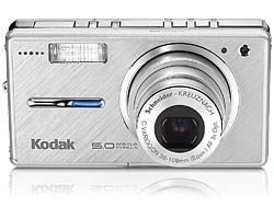 Easyshare V530 Pocket-sized Digital Camera (Silver)