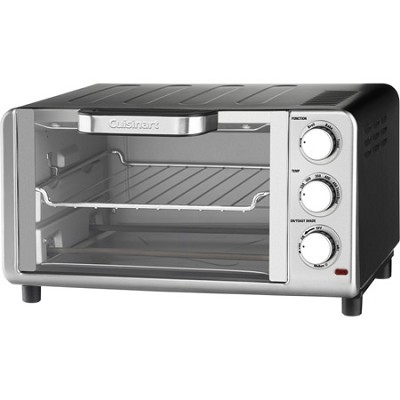 Compact Toaster Oven Broiler