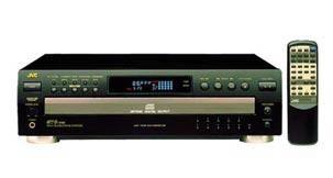XL-FZ258BK 5-CD Changer