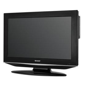 LC-26DV24U 26` High-definition LCD Flat-Panel TV w/ Built-in DVD Player