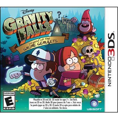 Gravity Falls 3DS