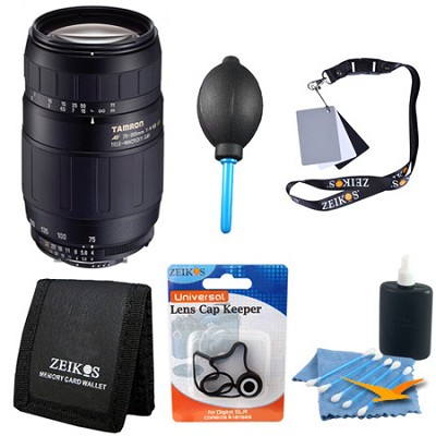 75-300mm F/4-5.6 LD FS=62 AF Lens Kit For Pentax & Samsung SLR