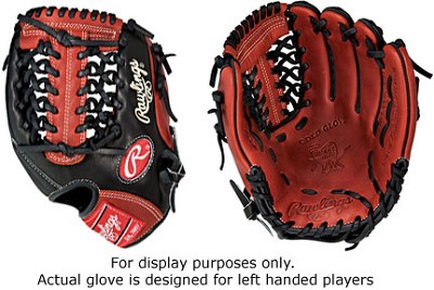 Heart of the Hide Pro Mesh 11.5 inch Baseball Glove (Left Handed Throw)