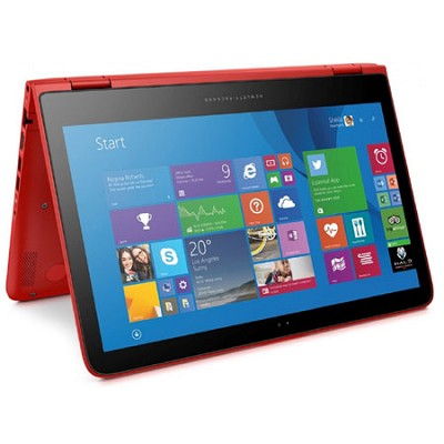 Pavilion 13-s067nr x360 13.3` Intel Core i3-5010U Touchscreen 2-in-1 Notebook