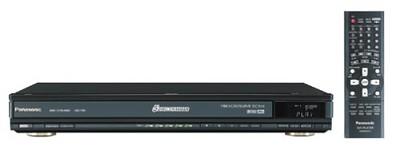 DVD-F65K 5-Disc Progressive Scan DVD Changer (Black)