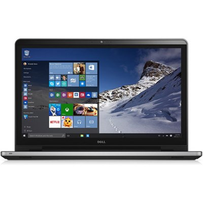 i5759-8835SLV Inspiron 17.3` Touchscreen Notebook Intel i7-6500U - Refurbished