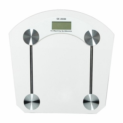 Digital Hi-Tempered Glass Bathroom Scale
