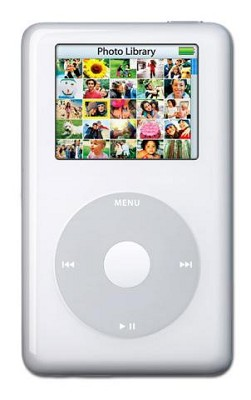 iPod Photo 20GB MP3 Player