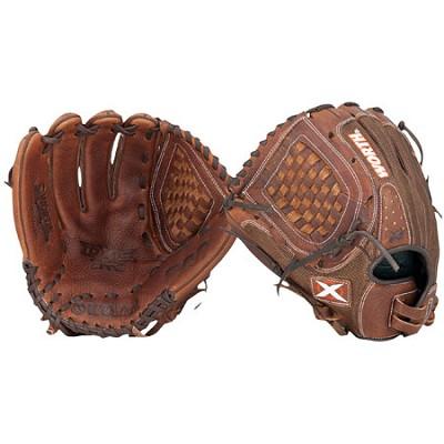 Brown 13-Inch Toxic Lite Glove (Left-Hand Throw)