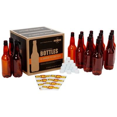 1/2-Liter Deluxe Bottling System (Qty 16) - OPEN BOX