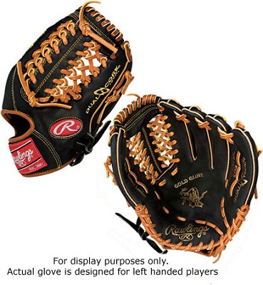 Heart of the Hide 12in Dual Core Baseball Glove Left Handed Throw
