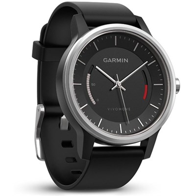 Vivomove Sport Activity Tracker - Black with Sport Band