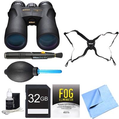 7570 PROSTAFF 5 Binoculars 8x42 Adventure Bundle