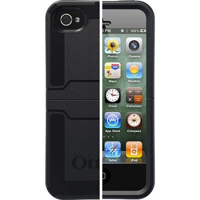OB iPhone 4S Reflex - Black