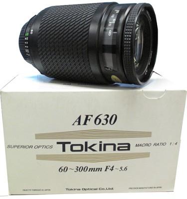 AF630 60-300mm f4-5.6 for Nikon AI-AF - OPEN BOX
