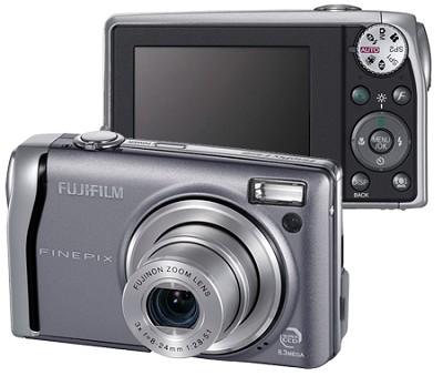 FINEPIX F40fd Digital Camera