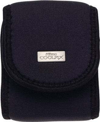 Coolpix L series Neoprene Case (black)