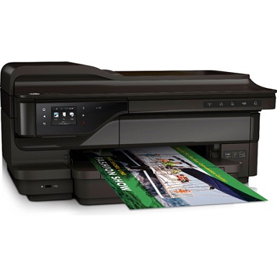 Officejet 7610 Wide Format e-All-in-One Printer - OPEN BOX