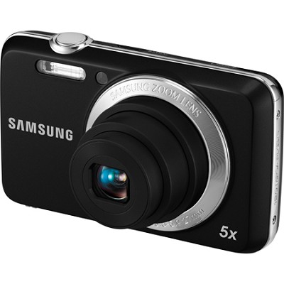 ES80 12MP Black Digital Camera