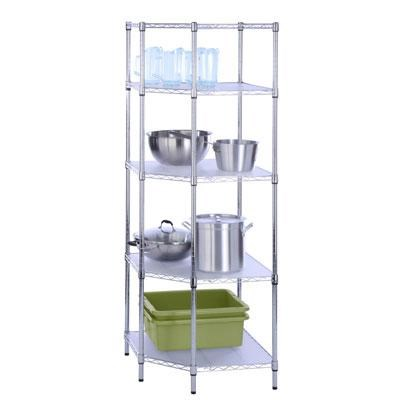 5Tier Corner Shelf Unit