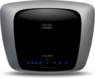 E2000 Advanced Wireless-N Router