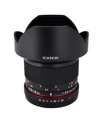 14mm f/2.8 IF ED MC Automatic Super Wide Angle Lens for Nikon DSLR Cameras