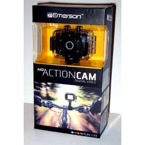 Go Action Cam 720p HD Digital Video Camera Pro Grade 5 mp Video With Screen