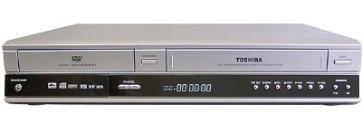 DVR-3 Multi-drive Digital Cinema Progressive DVD Recorder + VHS