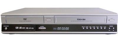 DVR-3 Multi-drive Digital Cinema Progressive DVD Recorder + VHS