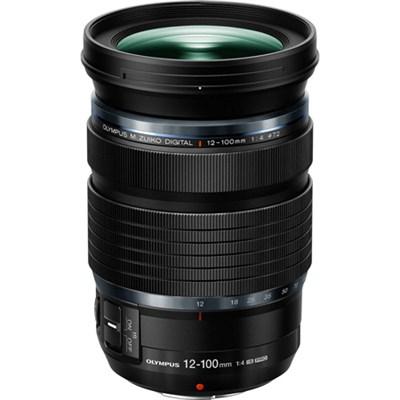 M.Zuiko Digital ED Weatherproof 12-100mm F4.0 IS PRO Lens - OPEN BOX