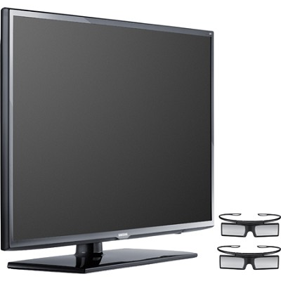 UN40EH6030 40 inch 120hz 1080p 3D LED HDTV + 2 Glasses