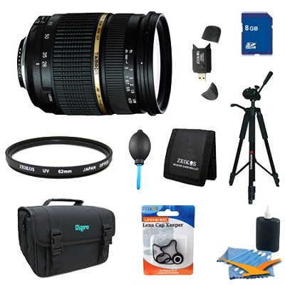 28-75mm F/2.8 SP AF Macro  XR Di LD-IF Lens Pro Kit For Canon EOS