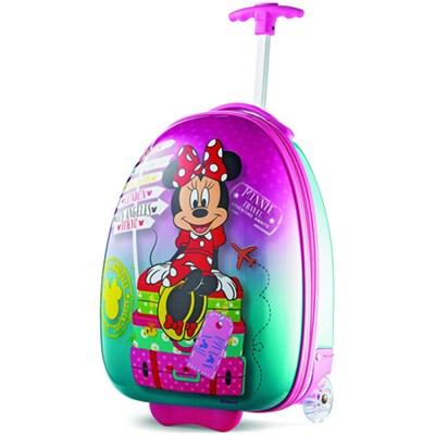 18` Upright Kids Disney Themed Hardside Suitcase - Minnie