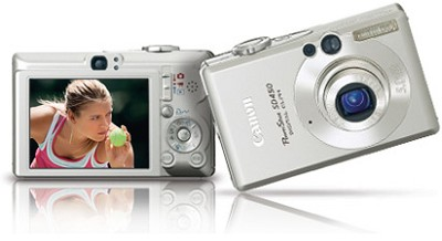 Powershot SD450 Digital ELPH Camera