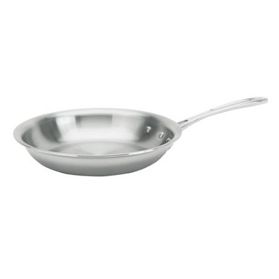8` Tri-Ply Stainless Steel Omelette Pan - 1767955